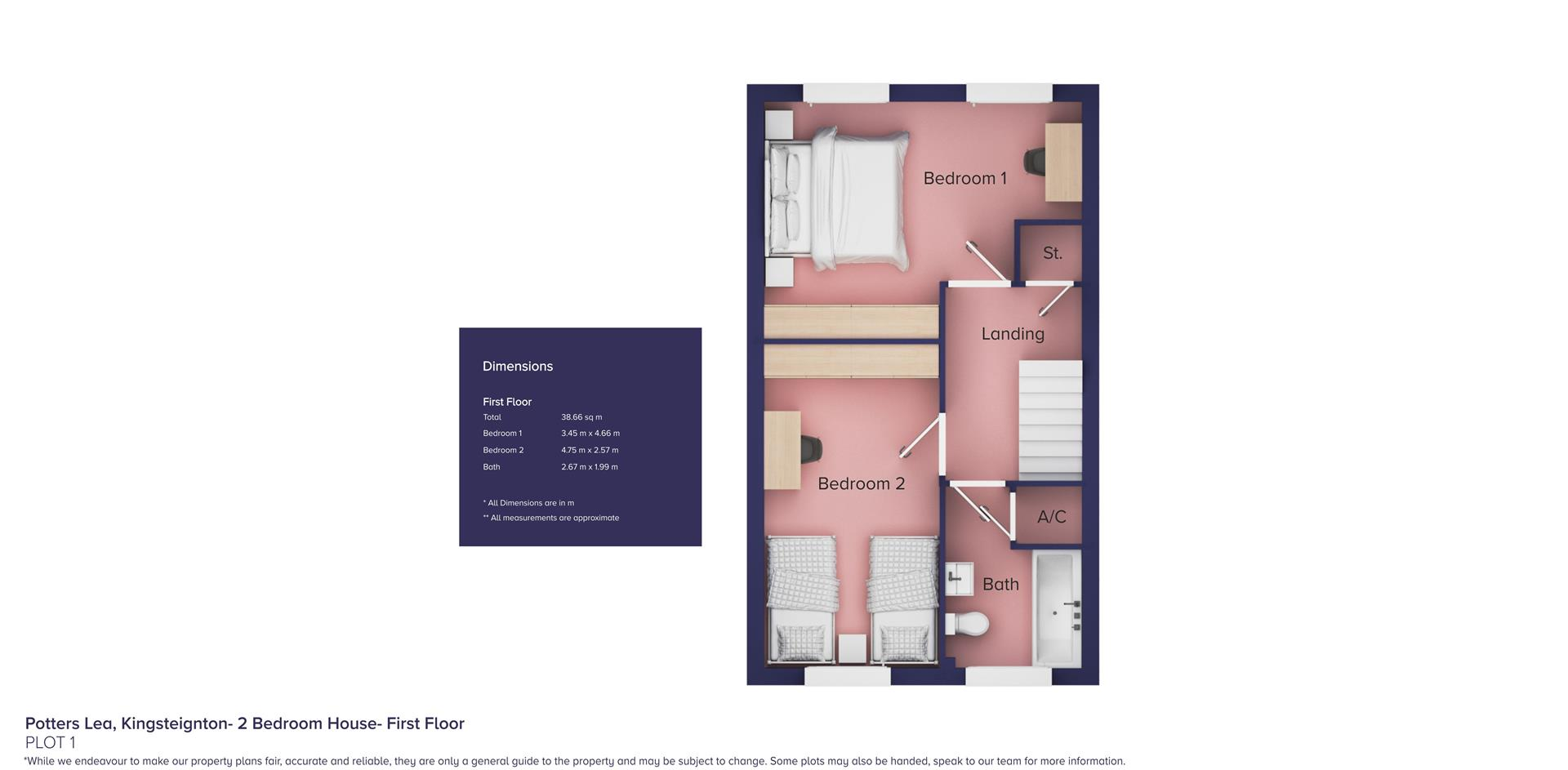 Potters Lea, Kingsteignton_Plot 1_FF_B.jpg